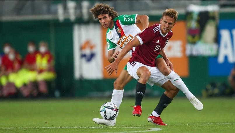 Soi kèo Rapid Vienna vs Anorthosis