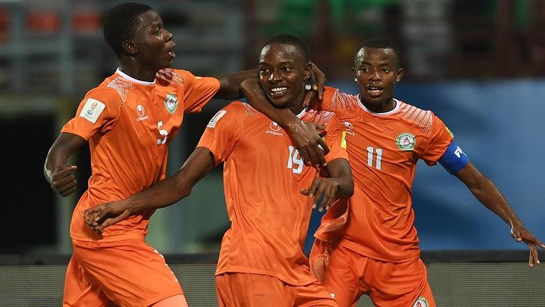 Soi kèo Djibouti vs Niger