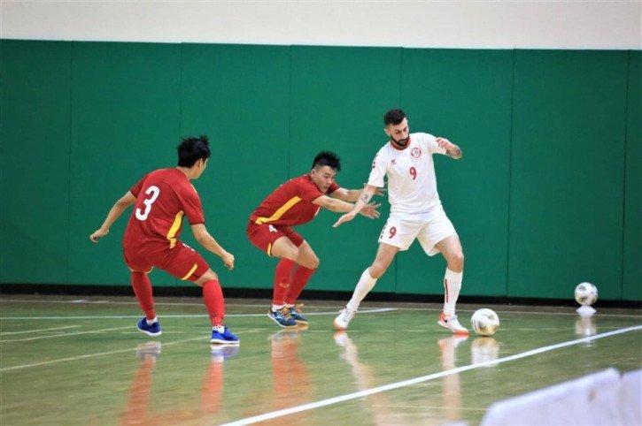 Soi kèo Việt Nam vs Brazil
