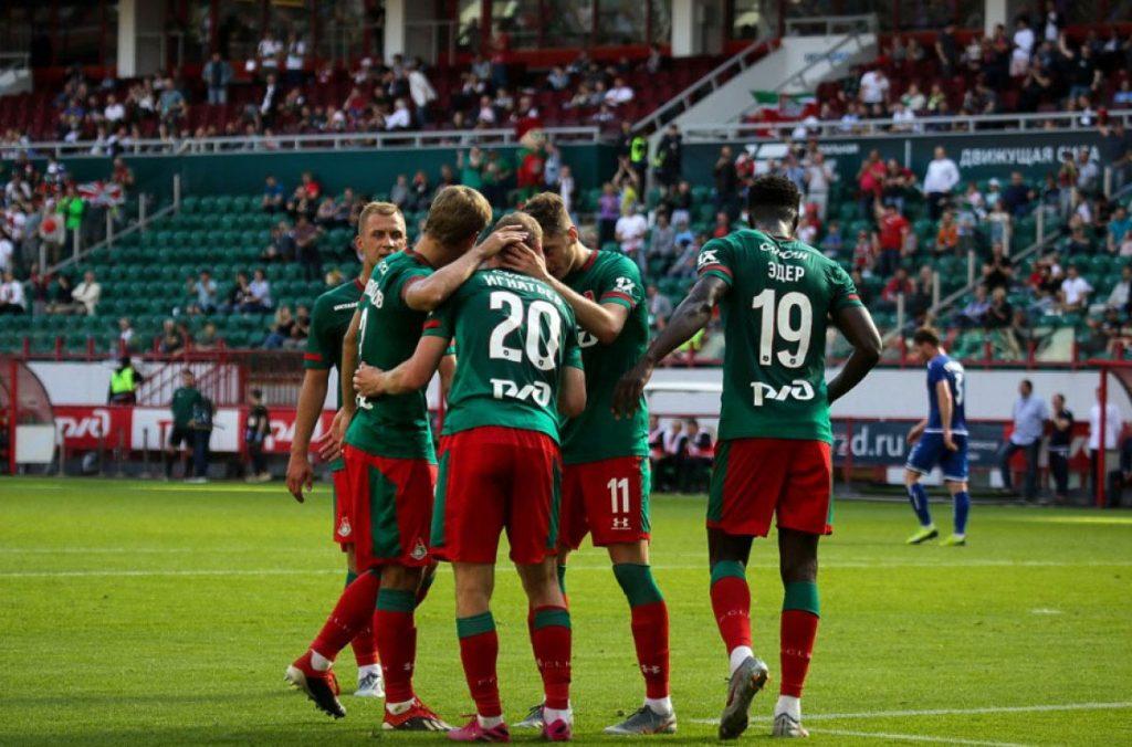 Soi kèo Ural vs Lokomotiv Moscow
