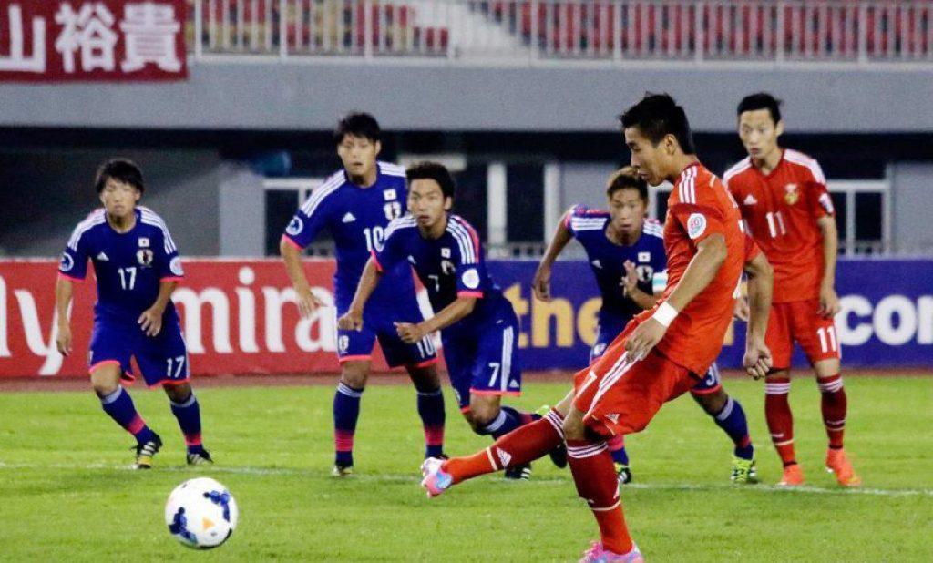 Soi kèo Trung Quốc vs Nhật Bản