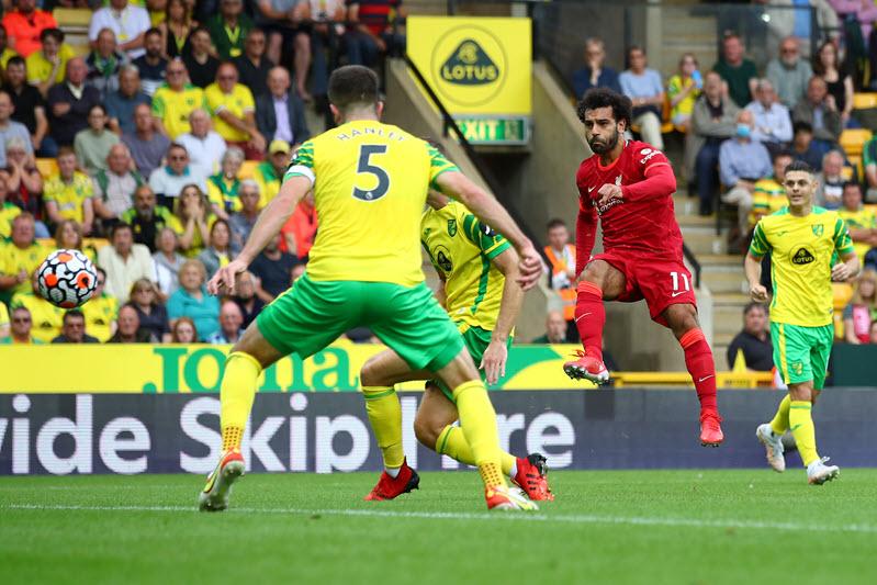 Soi kèo Norwich vs Liverpool