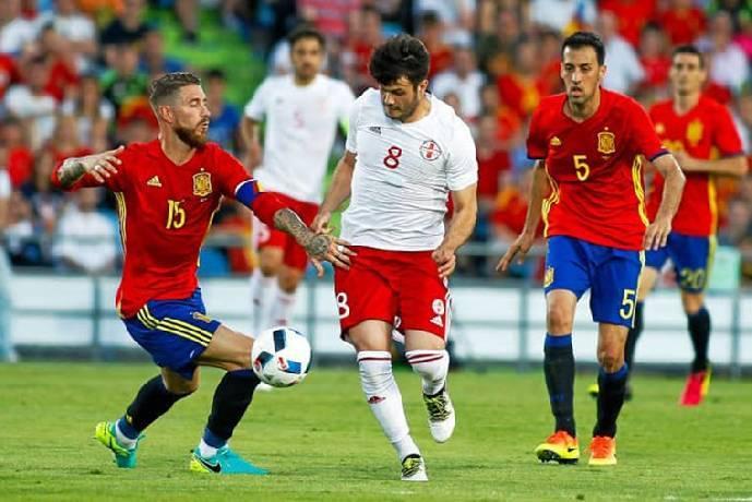 Soi kèo Tây Ban Nha vs Georgia