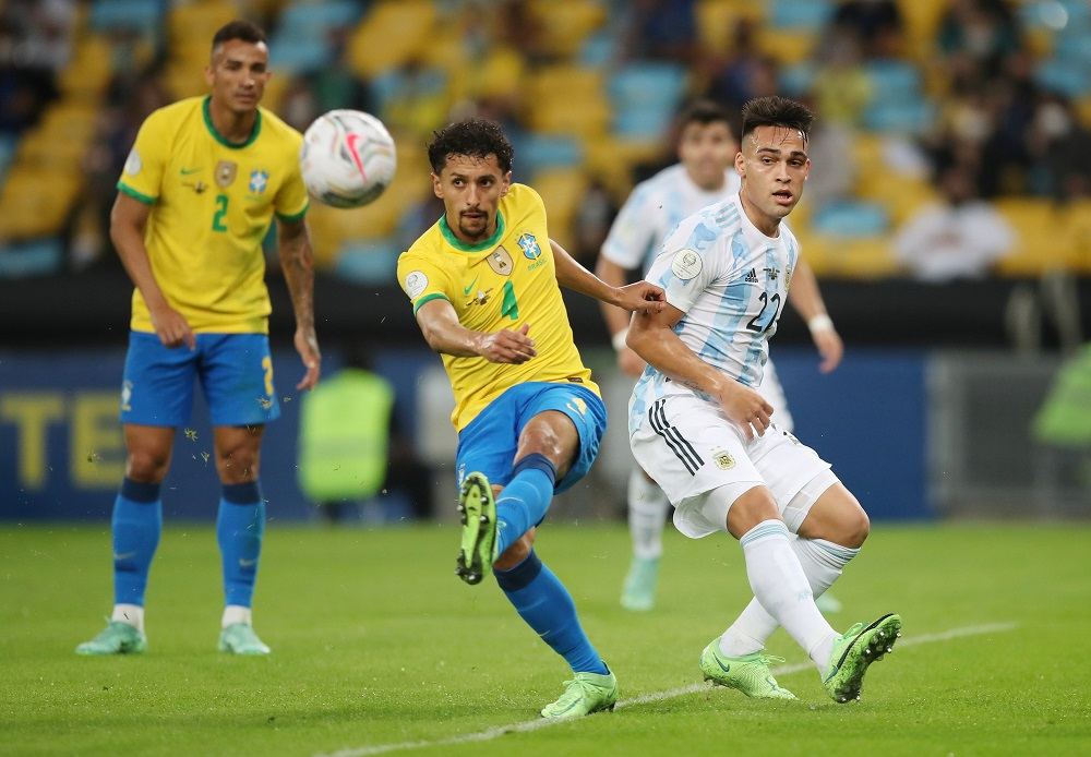 Soi kèo Brazil vs Argentina
